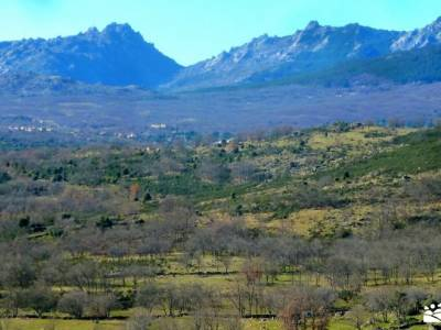 Macizo Cabeza Arcón,El Pendón;turismo rural atención exclusiva al cliente senderismo inolvidable